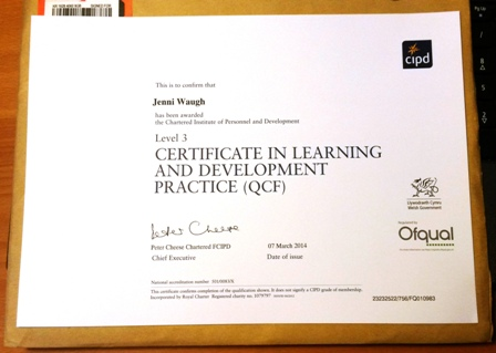 cipd certificate in personnel practice Accelerate your hr and learning and development career with qualifications and training from the cipd  essential hr practice and employment law resources at your .