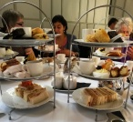 It is always best to close a conference with a stupendously good High Tea.