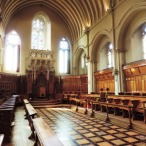 Stanbrook Abbey was designed by Pugin and completed in 1871