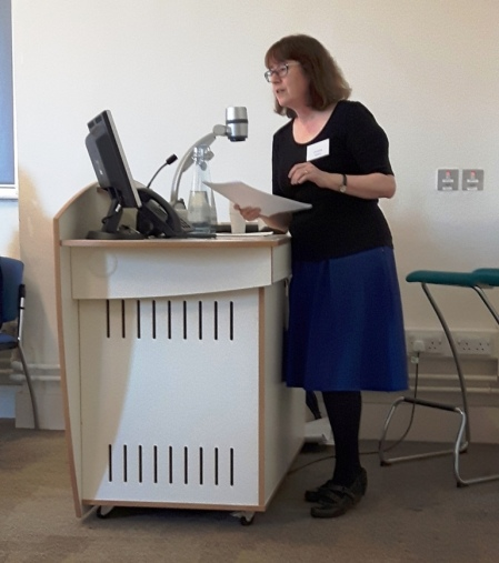Prof Christine E. Hallett, The University of Manchester speaking about 'Le Petit Paradis des Blessés': Nurses, Nursing and Internationalism on the Western Front (1915-1918)
