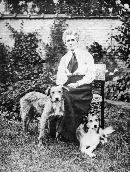 Nurse Edith Cavell (1865-1915)